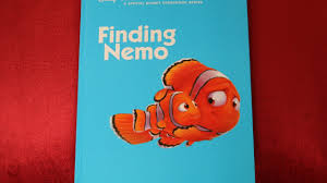 Finding Nemo Story Book For Children Read Aloud Finding Nemo Story Read Aloud By Josiewose