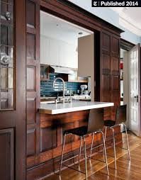 how to modernize a small kitchen how can i update my kitchen pass through the new york times