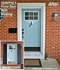 Exterior Door Casing Replacement Exterior Door Casing See The Exterior Door Window Trim Replacement