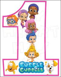 bubble guppies 1st birthday invitations ajordanscart com