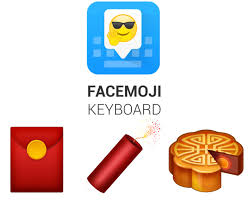 celebration emoji facemoji keyboard proposes three culturally relevant chinese emoji