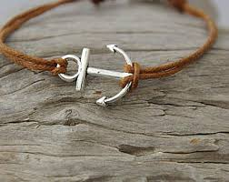 anchor jewelry bracelet images Sailing bracelet etsy jpg