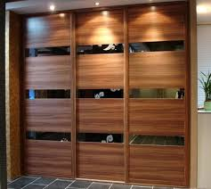 Sliding Wooden Closet Doors Wood Sliding Closet Doors For Bedrooms Myfavoriteheadache