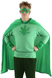 Spencers Gifts Halloween Costumes by Amazon Com Elope Weed Man Costume Kit Clothing