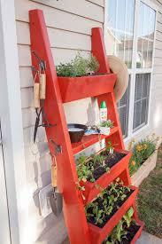 diy planter box diy planter box ladder the home depot blog