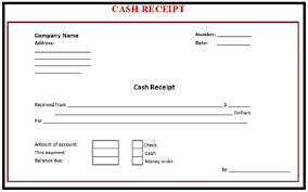 Receipt Template Excel 6 Free Receipt Templates Excel Pdf Formats