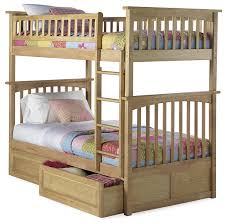 Bunk Beds  Youth Bedroom Sets Twin Bunk Beds With Drawers Bunk - Full bunk bed with desk underneath