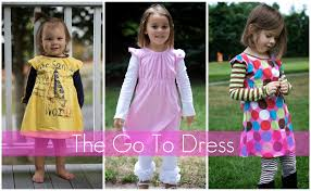 go to dress pattern andrea u0027s notebook