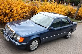 mercedes 260e review auto cars