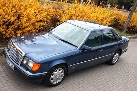 mercedes 260e review auto cars