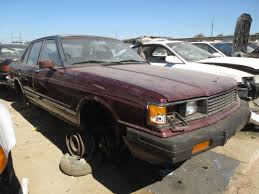 nissan datsun 1982 junkyard find 1982 datsun maxima the truth about cars