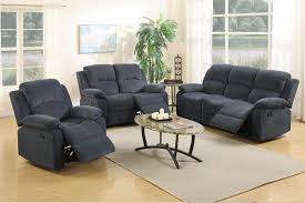 Reclining Loveseat Grey Fabric Reclining Loveseat Steal A Sofa Furniture Outlet Los
