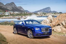 luxury rolls royce rolls royce dawn named luxury car of the year by top gear magazine