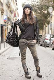 womens boots look with combat boots 22 ideas how to wear combat shoes