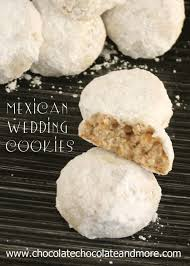 wedding cookies mexican wedding cookies chocolate chocolate and more