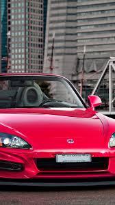 honda roadster download wallpaper 1440x2560 honda city red front view