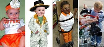 working for spirit halloween store the most inappropriate kids halloween costumes ever photos