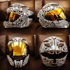 i saw a guy with this helmet at the mvd the other day my heart