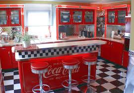 küche 50er 39 wohneinrichtung ideen im retro stil rock and roll hippie