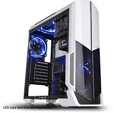 amazon black friday corsair lux amazon com thermaltake versa n21 snow edition translucent panel