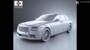 roll royce milano rolls royce ghost diva fenice milano 2012 with hq interior 3d