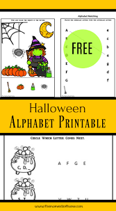 witch themed halloween alphabet preschool printable the moments