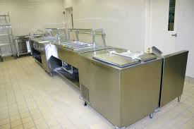 commercial kitchen wall finishes design ideas modern excellent in