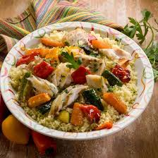 cuisiner couscous couscous au poisson et légumes cuisine az