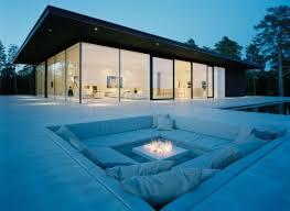 wonderful sunken sitting areas designs home design garden