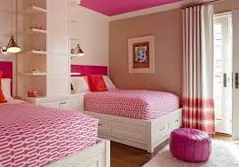 des chambre pour fille decoration pour chambre de fille on d interieur moderne peinture