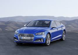 the new audi a5 and s5 sportback design meets functionality