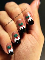 46 creative holiday nail art patterns diy projects for teens
