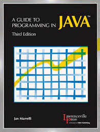 a guide to programming in java jan marrelli 9780821962145