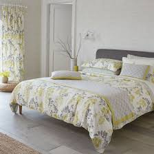 buy sanderson home wisteria blossom grey bedding home focus at