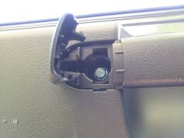 how to fix a loose rear latch on a honda crv boot door business