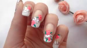 new year special victorian nails nail art tutorial makeupmagique