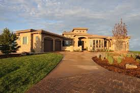 Tuscany Style Homes by Red Edge Heights Moeller Custom Properties