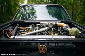 volkswagen caddy truck the vw caddy from hell speedhunters