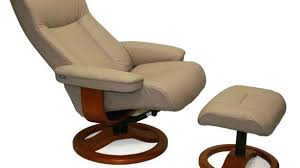 Recliner Ottoman Ergonomic Leather Chair With Ottoman Unique Ergonomic Leather