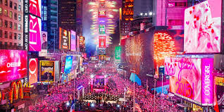 Power And Light New Years Eve New Year U0027s Eve Times Square Celebration Business Insider