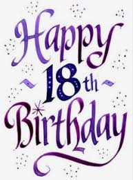 happy 18th birthday wishes 18th birthday category birthday