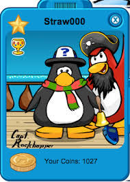 club penguin gift card rockhopper finding guide everything club penguin