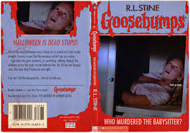 halloween u0027 re imagined as r l stine u0027goosebumps u0027 book halloween