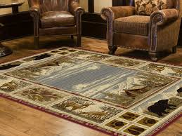 Nature Area Rugs Tayse Area Rugs Nature Rugs 6700 Red Nature Rugs By Tayse