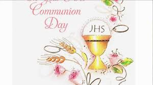 First Communion Invitations Cards Child U0027s Prayer First Communion Greeting Card The Catholic