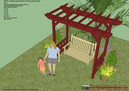 arbor swing plans lawn swing plans images reverse search