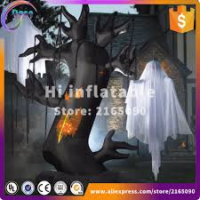 online get cheap halloween ghost inflatables aliexpress com