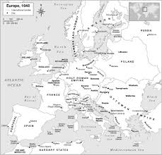 The Map Of Europe by Of Europe 1453 To 1795
