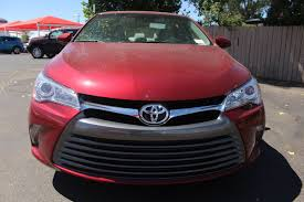 new 2017 toyota camry xle sedan in santa fe hu798432d toyota of