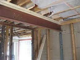 How To Remove Load Bearing Interior Wall Structural Repairs Load Bearing Walls Thumb And Hammer